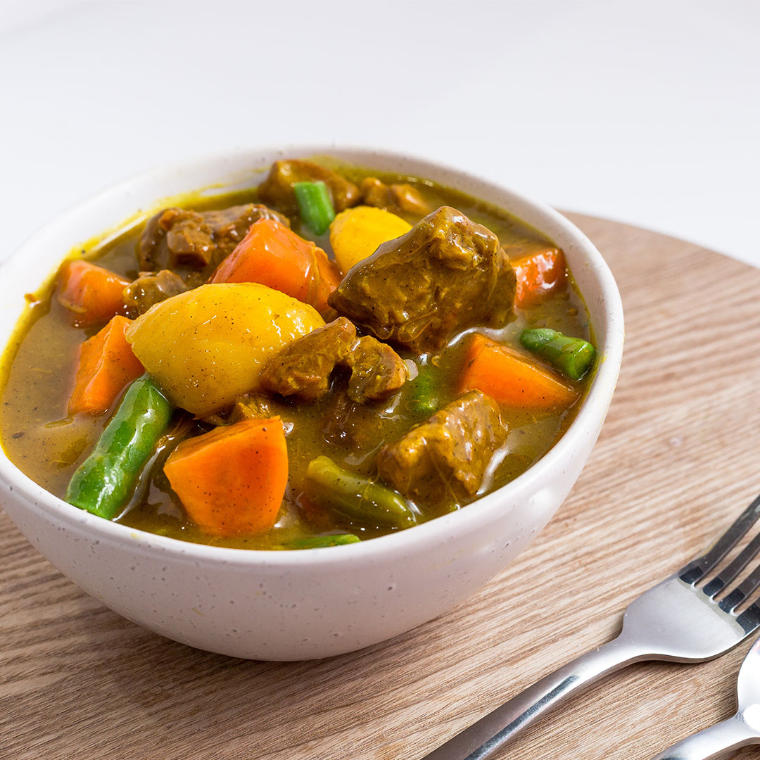 Mild Lamb Curry